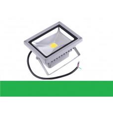 Светодиодный прожектор 50W IP65 220V Green