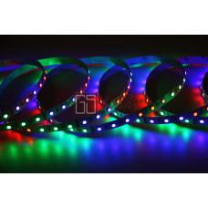 "Открытая светодиодная лента SMD 5050 54LED/m 6-canal IP33 ""Бегущая волна"" RGB"