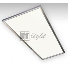 Светодиодная панель 1200х600х8мм 220V 76W Day White