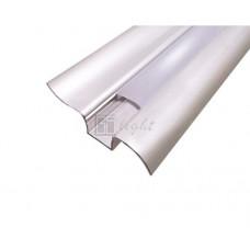 Алюминиевый профиль ПЛИНТУС GS.1650
