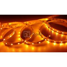 Открытая светодиодная лента SMD 3528 60LED/m IP33 12V Yellow